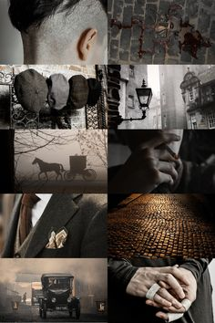 Aesthetic Drawings: peaky blinders
