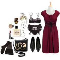 """NIGHT 28"" by ghoulnextdoor on Polyvore"