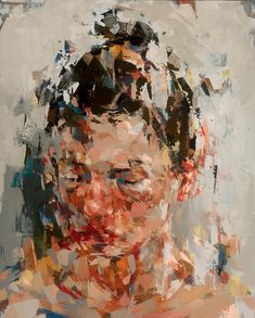 this isn't happiness™ (Out of focus, Kai Samuels-Davis), Peteski