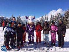 #Vachette #Soleil #Ski #CEI #LaFranceQuonAime