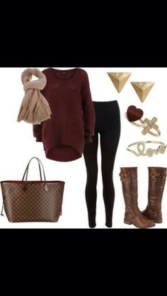 perfect fall outfits❤️