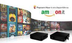 """Buone notizie amici italiani! Sono finalmente disponibili il Popcorn Hour A-500 e il A-500 PRO dal rivenditore """"Popcorn Hour88"""" direttamente su Amazon!  Per maggiori informazioni, potete visitare https://www.amazon.it/sp?_encoding=UTF8&asin=B01F1GWV7W&isAmazonFulfilled=0&isCBA=&marketplaceID=APJ6JRA9NG5V4&orderID=&seller=A1GJYCD97I74Q3&tab=&vasStoreID=  #Italy #amazon #mediaplayer #streamer #technology #devices #electronics #entertainment #popcornhour"""