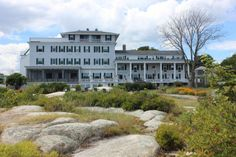 Emerson by the Sea, north shore, Massachusetts (best is summer and fall)