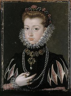 Sanchez-Coello Alonso (vers 1531-1588)