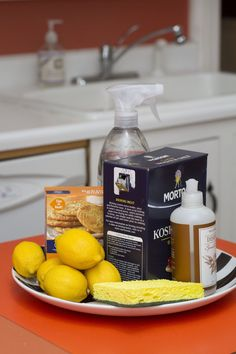 You would think your kitchen sink is relatively clean, considering the number of times per day you use it. But simply letting water run down the drain throughout the day just won't cut it with germs and bacteria—you need to sanitize! Check out our step-by-step process to get your sink clean and safe, without the use of harmful chemicals or cleaners.