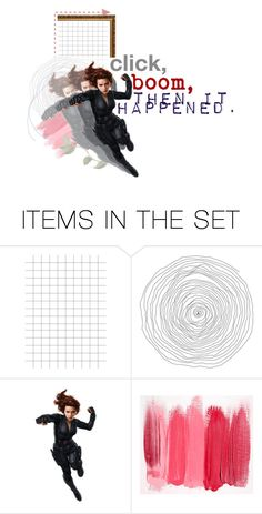 """""""Red In My Ledger"""" by boyegas ❤ liked on Polyvore featuring art"""