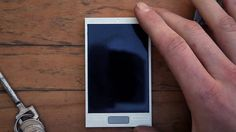 Is This The Smartphone From The Future? | 9gag.tv