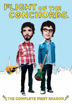 Flight of the Conchords #lol This show really grew on me #hilarious
