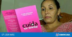 """#""""Cuida tu sueño"""" alerta a mujeres embarazadas en Cuba sobre los riesgos del Zika - CiberCuba: CiberCuba """"Cuida tu sueño"""" alerta a mujeres…"""