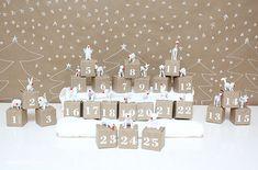 A Bubbly Life: DIY Advent Calendar