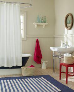 Nantucket Bathroom - Garnet Hill