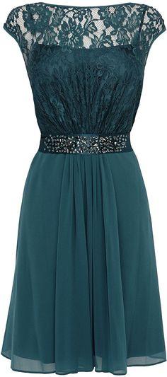 Image result for dark teal bridesmaid dresses