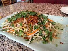 Salade fraîche vietnamienne - The Best Simple Recipes