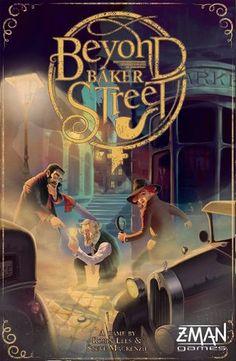 Beyond Baker Street - Fun co-op game!
