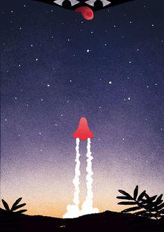 Illustration for Whatever #8 - Max Loeffler - Illustration & Grafikdesign