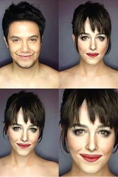 These makeup transformations will totally blow your mind!