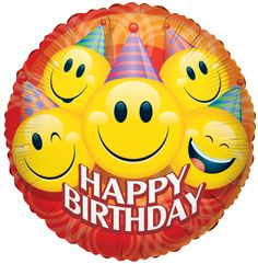 Variedad  de Globos #Happy #Birthday varias medidas!! #Feliz inicio de #Semana!!