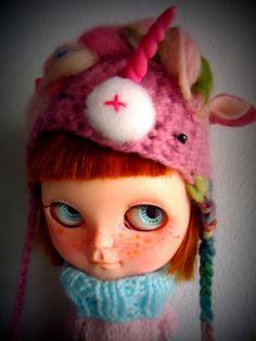 custom icy doll OOAK by sandraohh on Etsy, $225.00