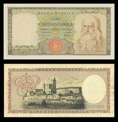 Curiosità: quali pittori sono apparsi sulle banconote delle lire italiane  5.000 lire tra il 1979 ed il 1983: Ritratto d'uomo di Antonello da Messina  10.000 lire tra il 1962 ed il 1977:…