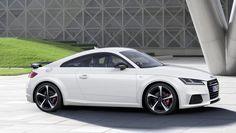 Gelimiteerd: Audi TT Coupé en Roadster als S-Line competition uitvoering