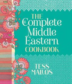 Pastitso recipe from The Complete Middle Eastern Cookbook by Tess Mallos Moussaka Recipe, Middle Eastern Recipes, The Middle, Book Art, Cover, Saudi Arabia, Recipe Books, Greek, Gourmet