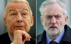 Frank Field and Jeremy Corbyn, both of Labour