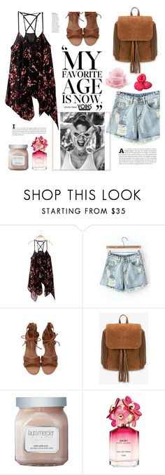 """Can you feel the music? - Yoins 30"" by mell-m ❤ liked on Polyvore featuring Laura Mercier, Marc Jacobs, yoins, yoinscollection and loveyoins"