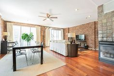Large Manhattan Luxe Loft Airbnb NYC New York City Lofts, Best Food In Nyc, Manhattan, Brooklyn Brownstone, Bed Stuy, New York City Travel, Cozy Cottage, Exposed Brick, Studio Apartment