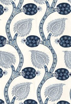 adapted from an antique piece of a traditional central asian embroidery design this print features