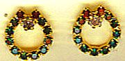 Eisenberg Ice earrings