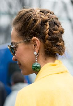 Make a statement with your earrings this spring. Shop now at Farfetch.