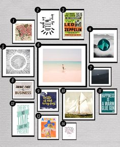 28 More Free Art Prints to Hang On Your Gallery Wall • Little Gold Pixel