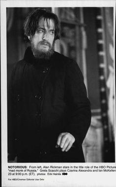 1996 Alan Rickman Actor Press Photo