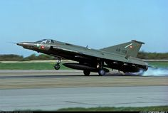 Saab RF-35 Draken - Denmark - Air Force | Aviation Photo #1458183 | Airliners.net
