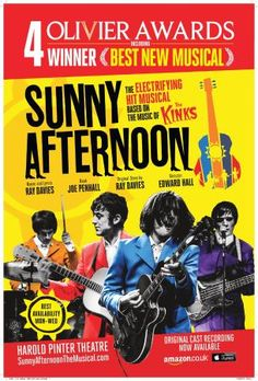 Photo of Sunny Afternoon: The Kinks Musical