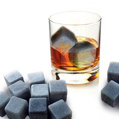 Whisky Steine via: www.monsterzeug.de