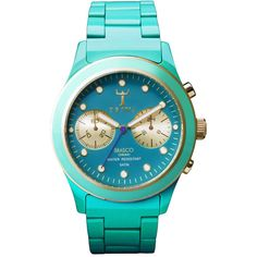 Triwa Watch Bel Air found on Polyvore