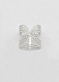 Valentine's Day gift - Celestial Inspired -  Axis Ring