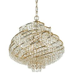 I pinned this Lyric Mini Chandelier from the AF Lighting Summer Sale event at Joss and Main! Mini Chandelier, Chandelier Lighting, Crystal Chandeliers, Chandelier Creative, Home Lighting, Lighting Design, Ceiling Lamp, Ceiling Lights, Types Of Lighting