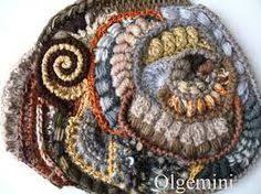 Resultado de imagen de crochet con arte