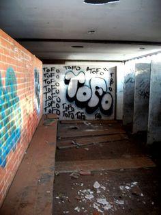 Piscina com Ondas no Parque da Cidade | retrato do abandono desde o final da década de 1980
