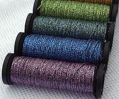 Kreinik Manufacturing Co., Inc. :: new products :: New Anniversary Colors