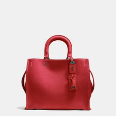 COACH Coach 1941 Rogue Bag In Glovetanned Pebble Leather
