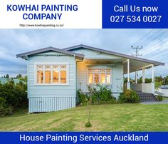 Kowhai Painting Company is well-versed in house painting – both interior and exterior painting. We are the seasoned house painters in Auckland who give value for money. We do not hurry into painting your home; instead, we prime it first as we think is the necessary stage before painting. Our approach has always been painstaking, which is why we are able to paint houses beautifully and impart flawless finishes to them. Get in touch with us today!