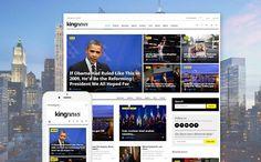 Meaow!!   KingNews  Magazine News Portal & Blog WordPress Theme CLICK HERE! live demo  http://cattemplate.com/template/?go=2k9zuDm