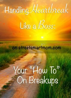 """TLDR: Whether you're going through a breakup or dealing with divorce, matters of heartbreak can be hard for anyone to handle. Heal your heart and get back on your feet today and every other day with this """"how-to"""" post on handling heartbreak like a boss.  Table of Contents: Emotional Healing 101 You and Your …"""