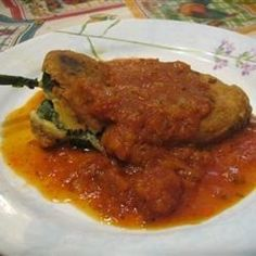 """Real Chiles Rellenos 