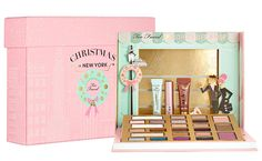 Too Faced The Chocolate Shop Palette for Holiday 2016