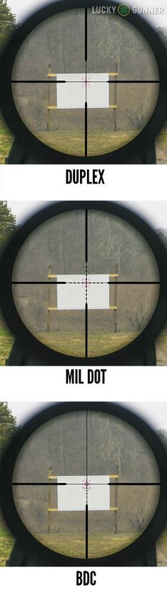 The ultimate guide to magnified rifle optics. Nice read written by a former recon Marine.