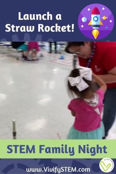 Rockets are always a student favorite! This STEM challenge pack includes a paper rocket activity, straw rocket engineering design challenge, handouts on Newton's Laws and forces, and extension problems on variable testing and graphing. Math Games For Kids, Fun Math Activities, Straw Rocket, Paper Rockets, Force And Motion, Stem Challenges, Family Night, Variables, Teaching Tips